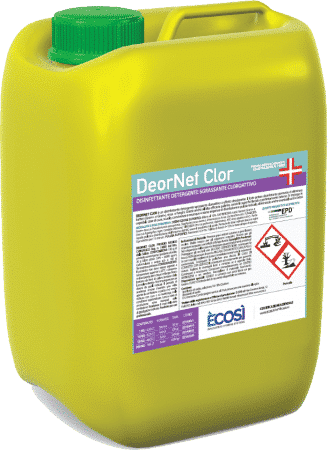 deornet clor 10 litri