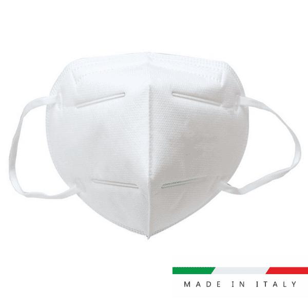 mascherina ffp2 made in italy